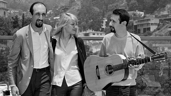 Peter, Paul and Mary : ピーター・ポール&マリー