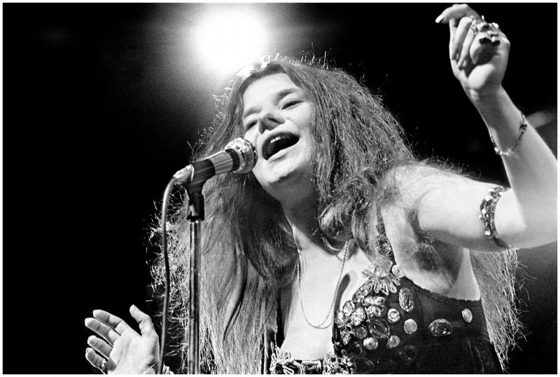 Janis Joplin : ジャニス・リン・ジョプリン